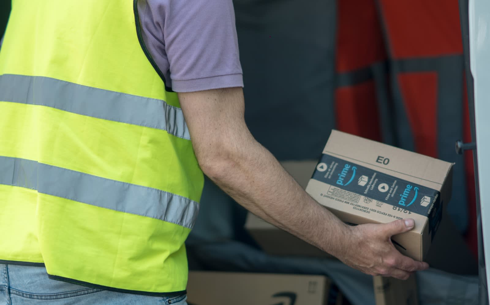 Amazon May Have To Drop Next Day Delivery Claim In UK