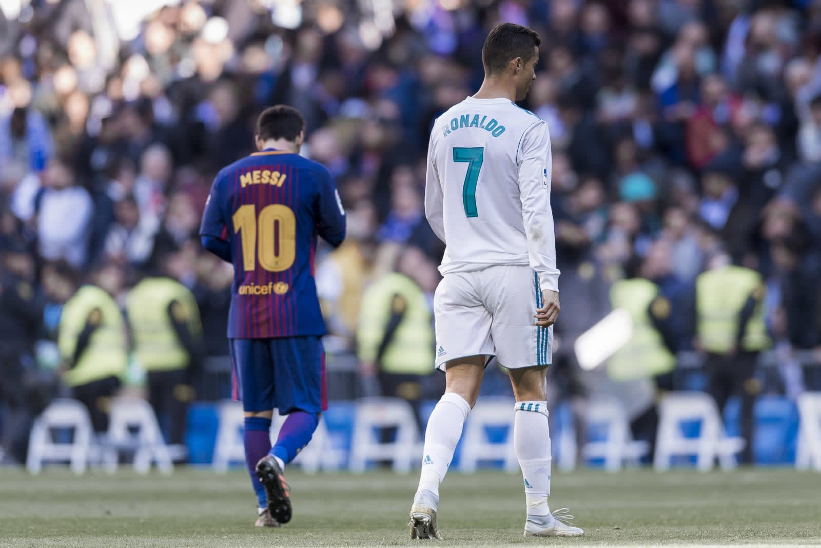 34ad35871f2 How La Liga is making Barcelona and Real Madrid games high tech