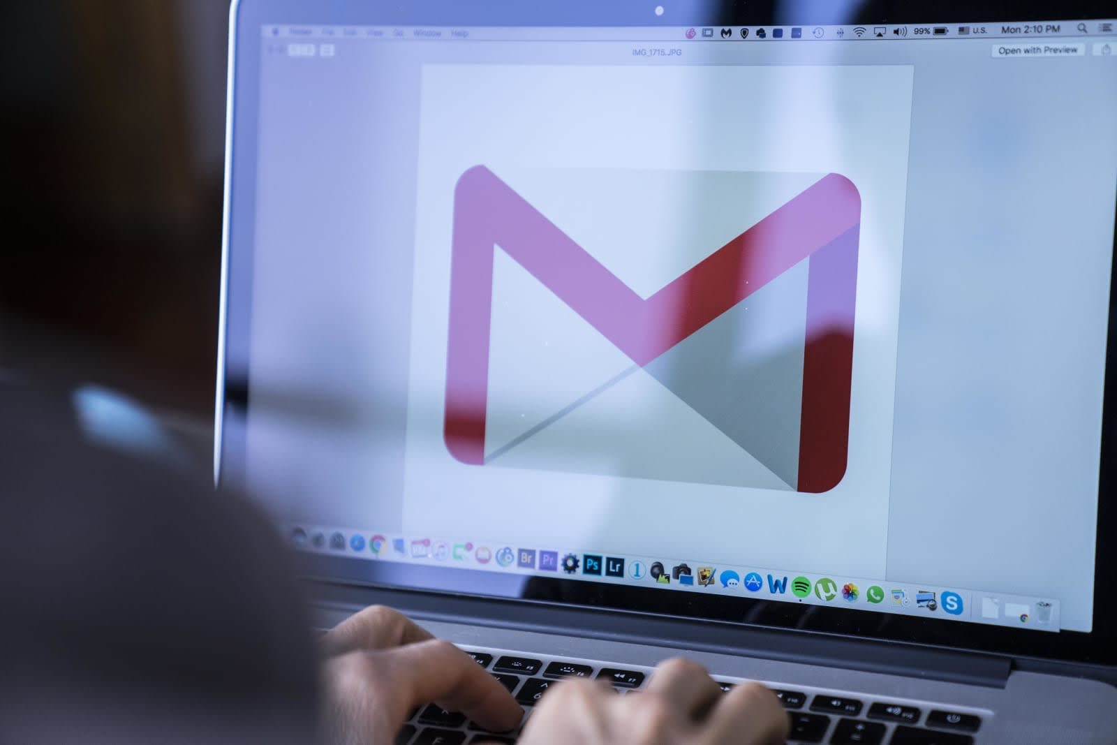 Gmail's redesign may use 'Confidential Mode' for added security