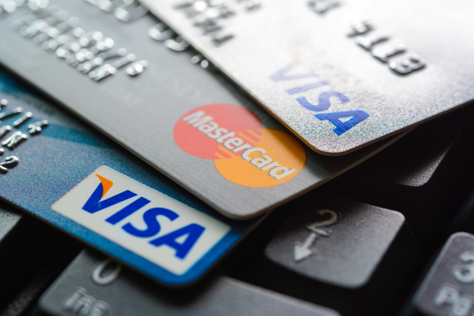 Credit card companies unite for a checkout button to take on
