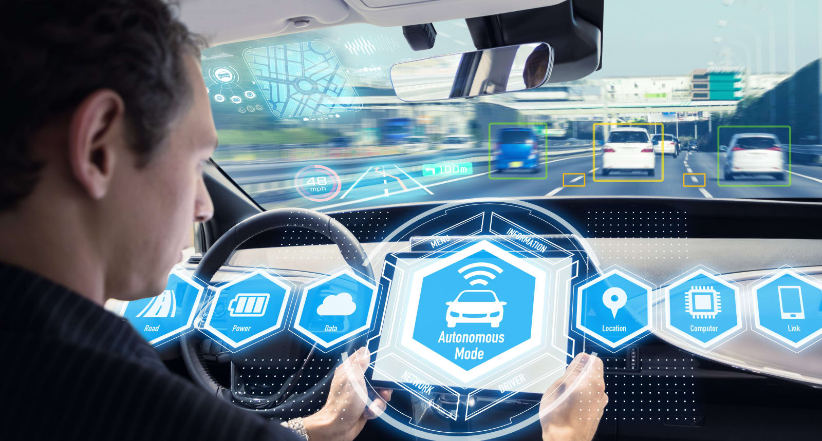 Getty Images Istockphoto Efforts To Develop Fully Autonomous Self Driving Cars