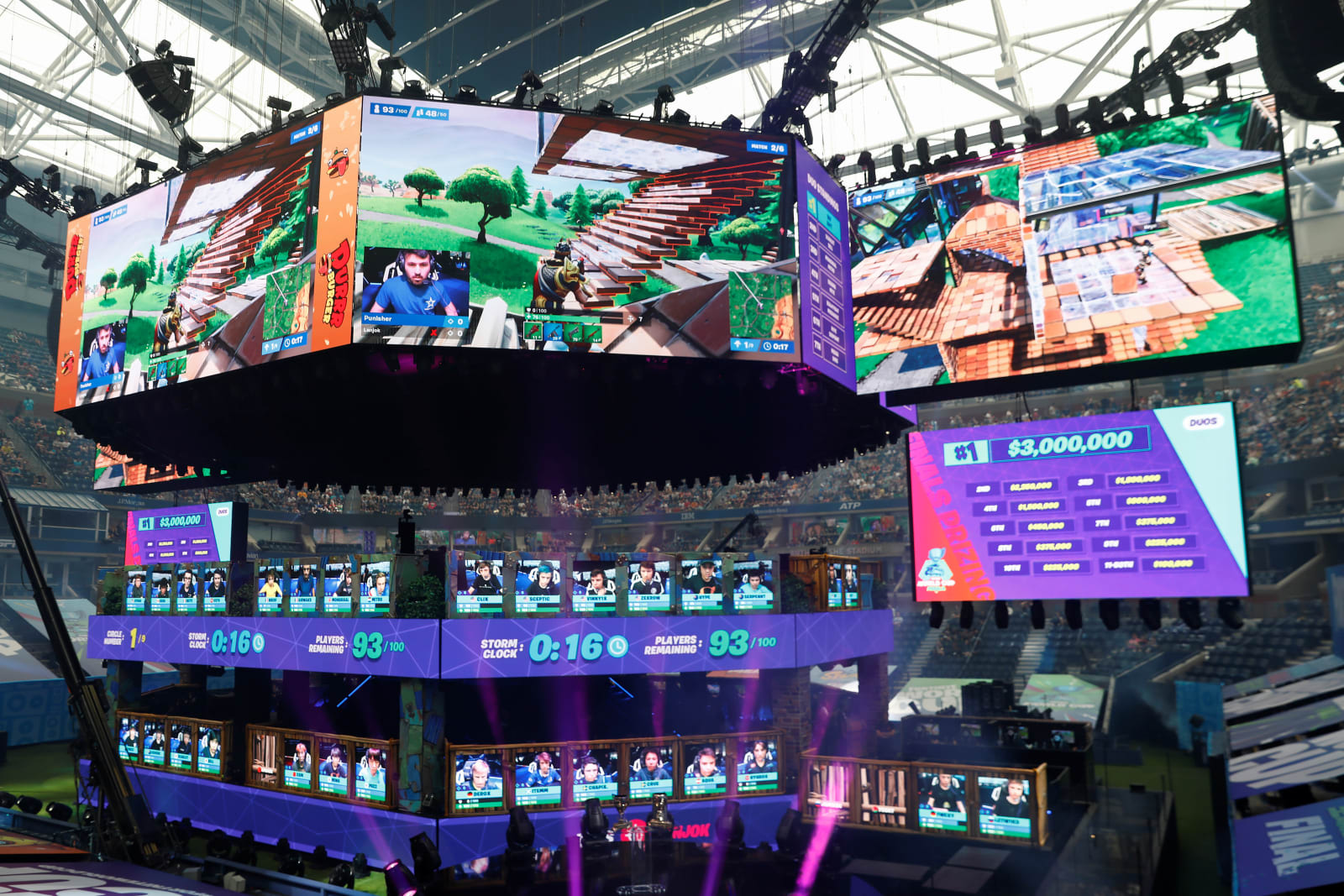 'Fortnite' gets a premier esports circuit in the Championship Series