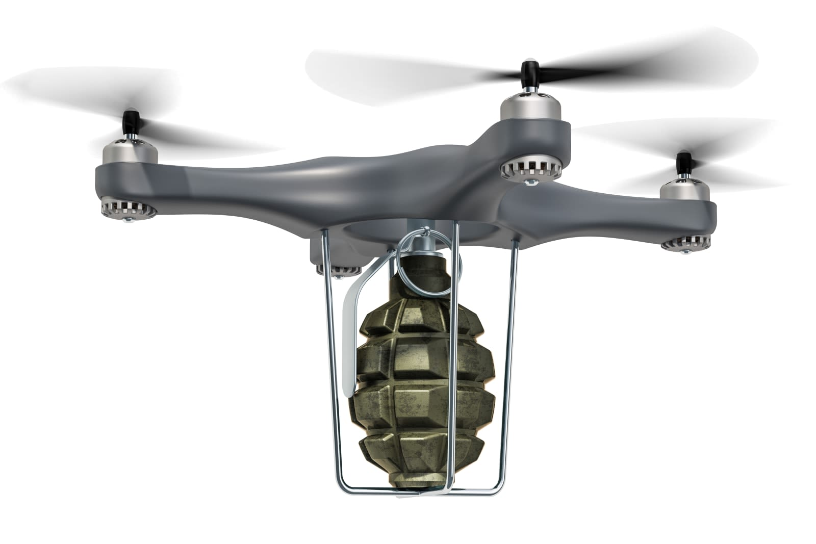 FAA: Please don't weaponize your drone