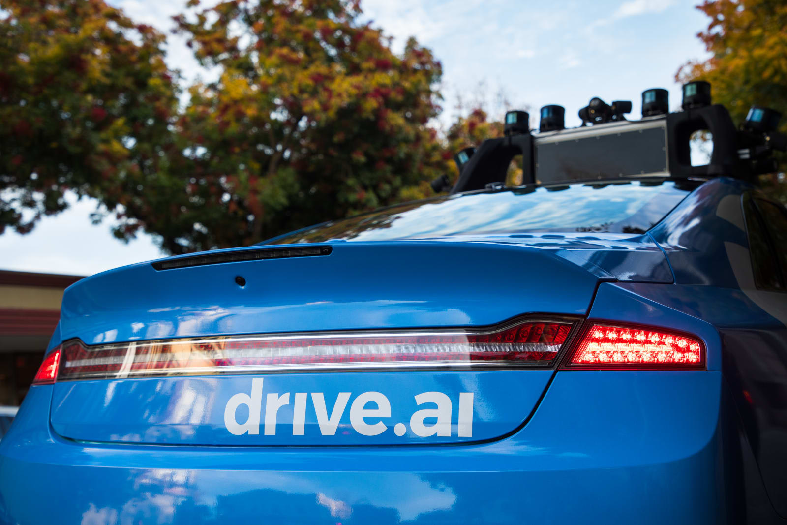 Apple confirms it acquired a self-driving car startup