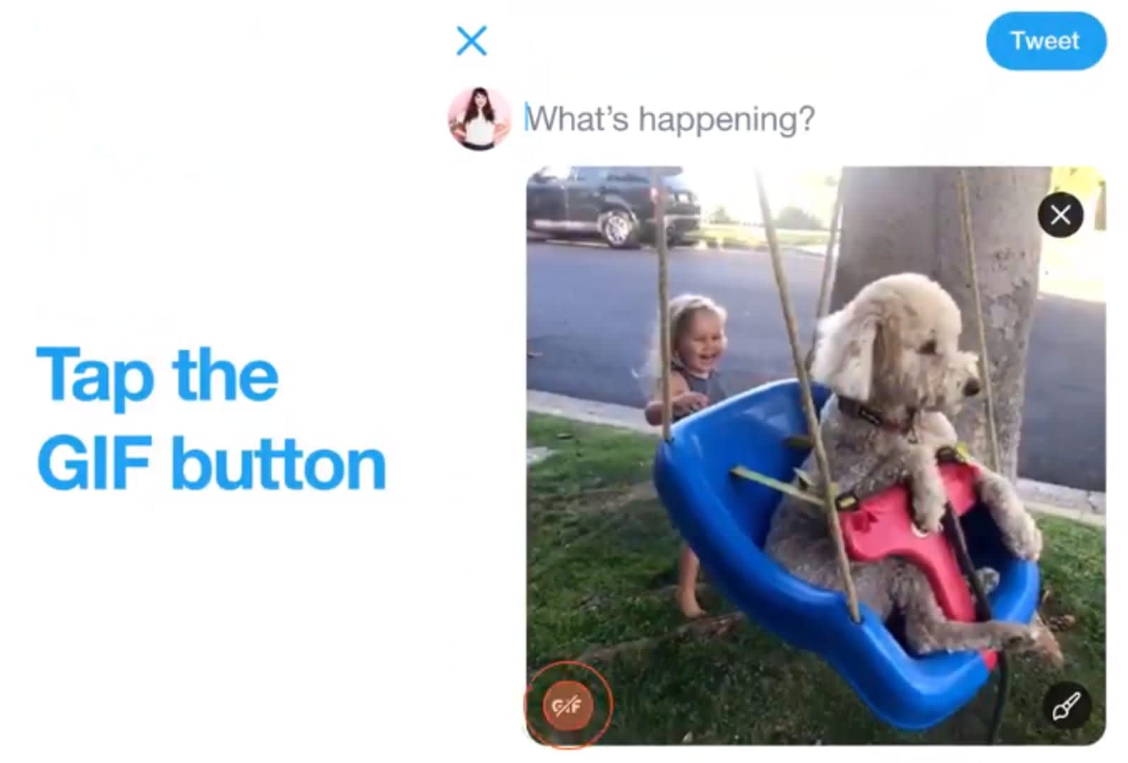 Twitter lets you upload iOS Live Photos as GIFs at last