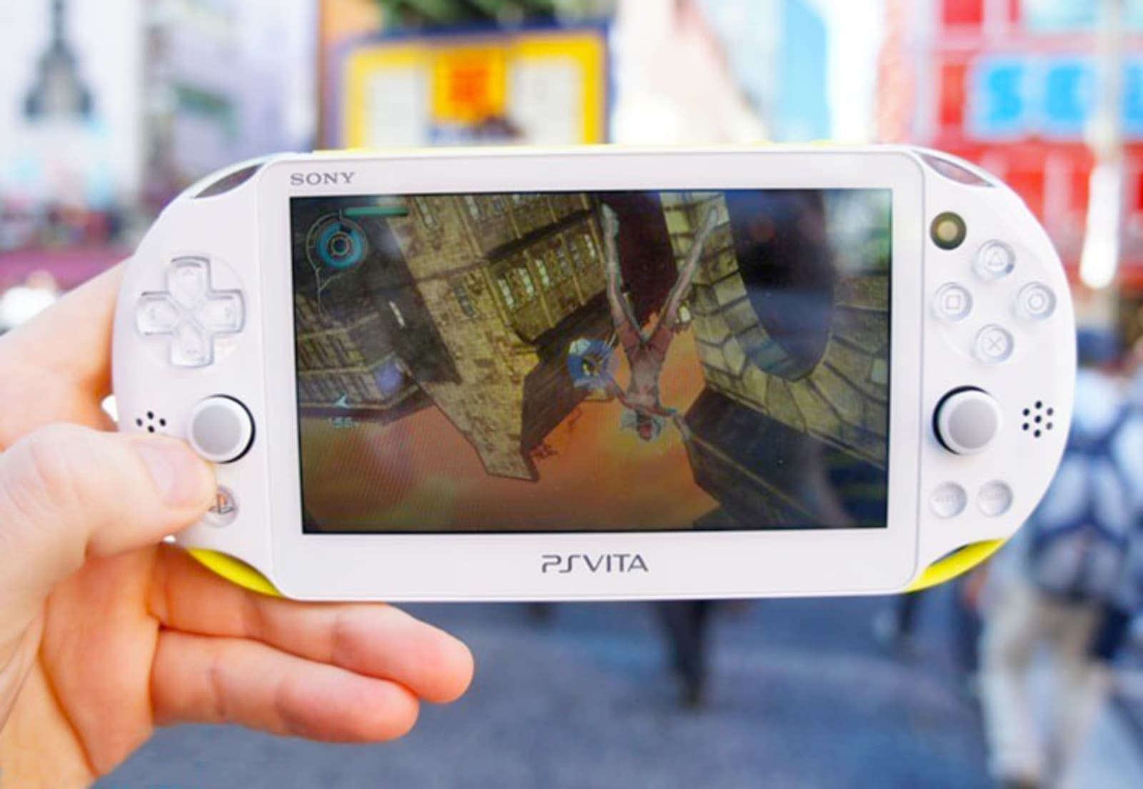 You can now overclock your PlayStation Vita for reasons
