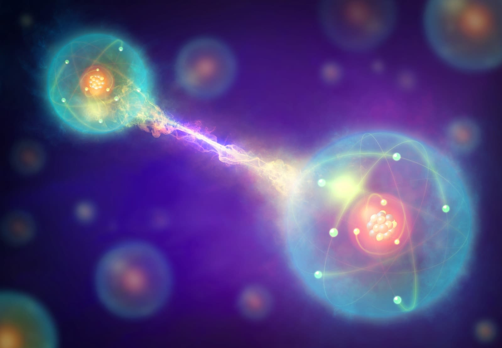 The Morning After: That's what quantum entanglement looks like