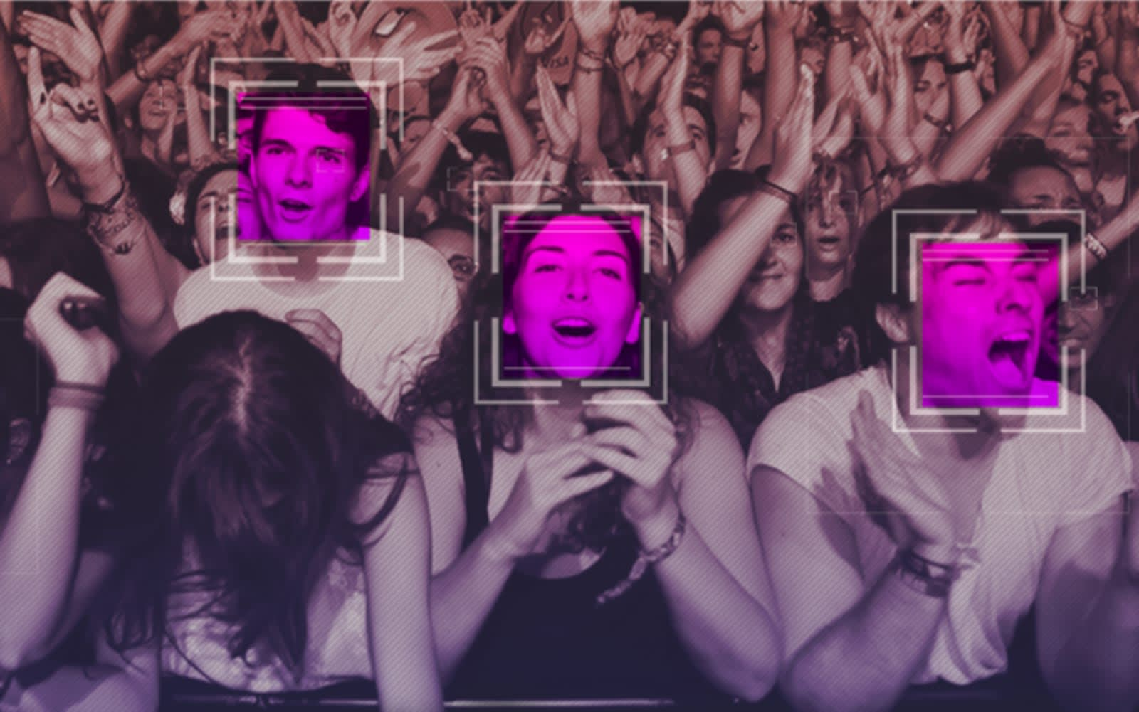 40 music festivals pledge not to use facial recognition