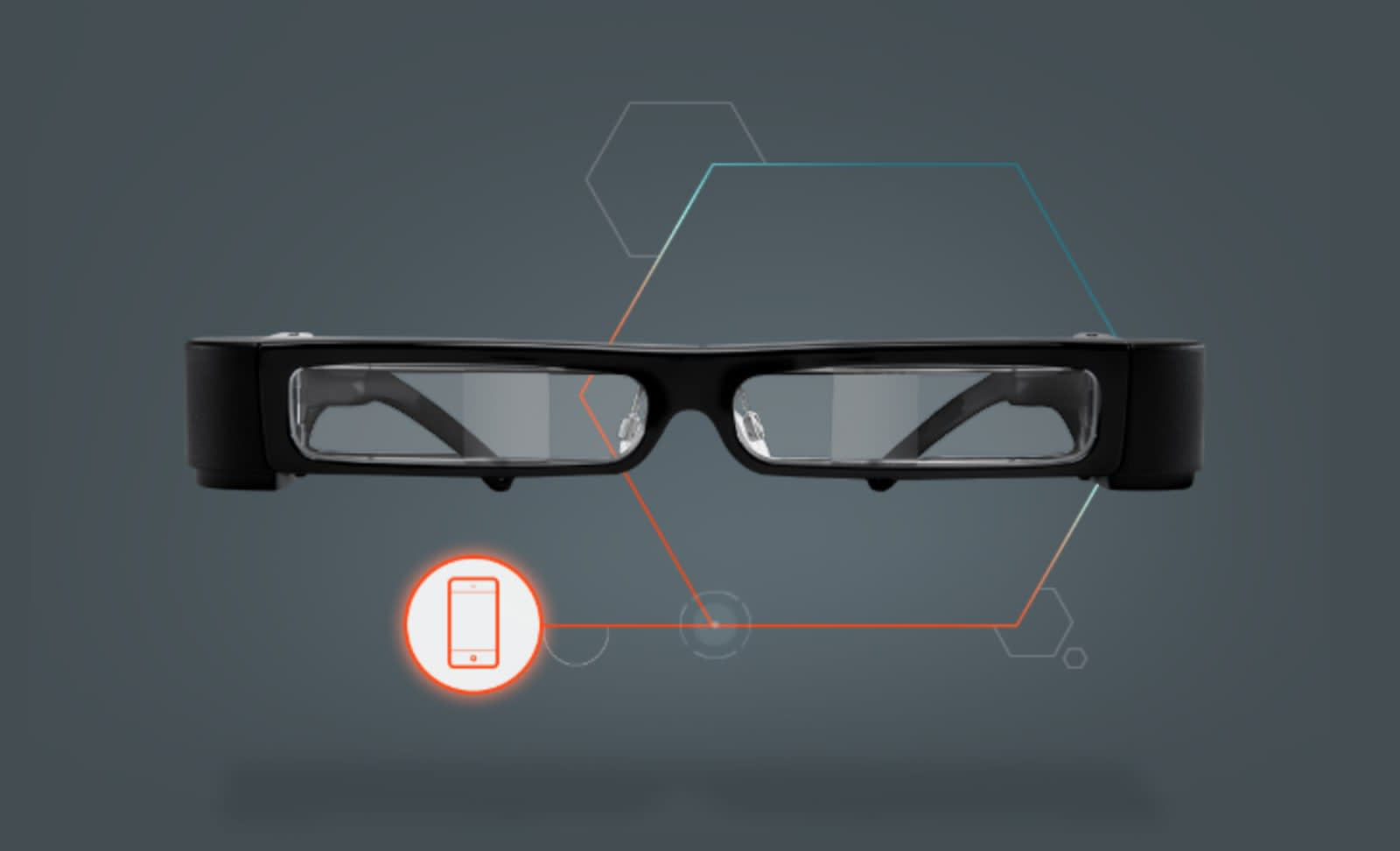 Epson's $500 smart glasses are literally powered by your phone