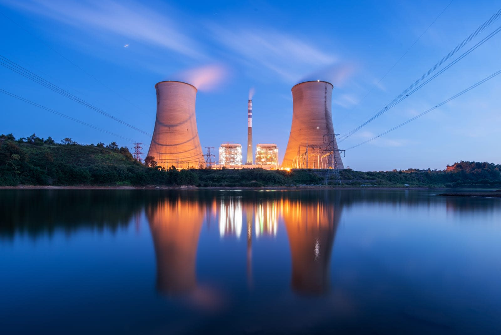 Is it time we gave nuclear power another chance?