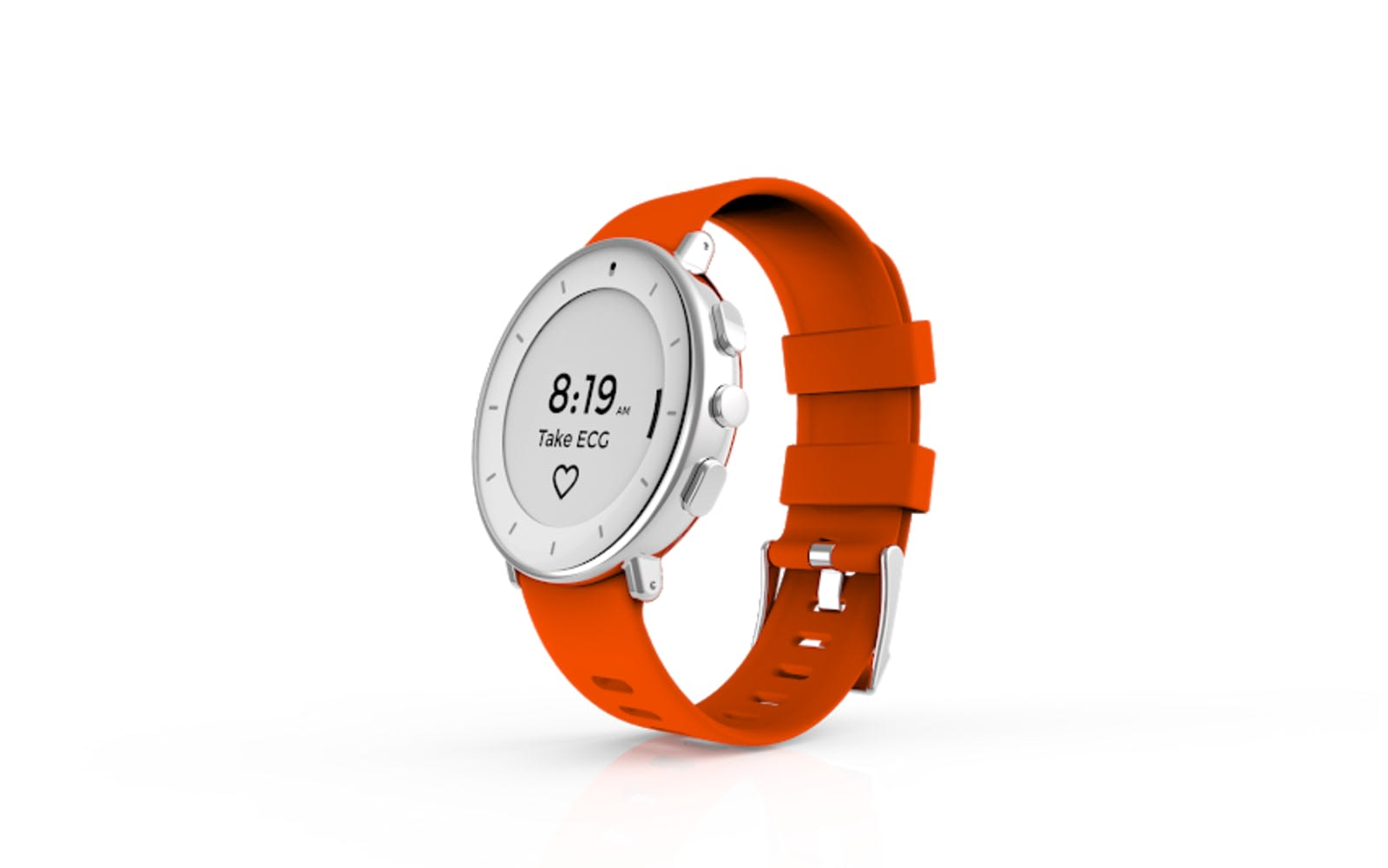 Alphabet's Verily health watch gets FDA approval for ECG feature