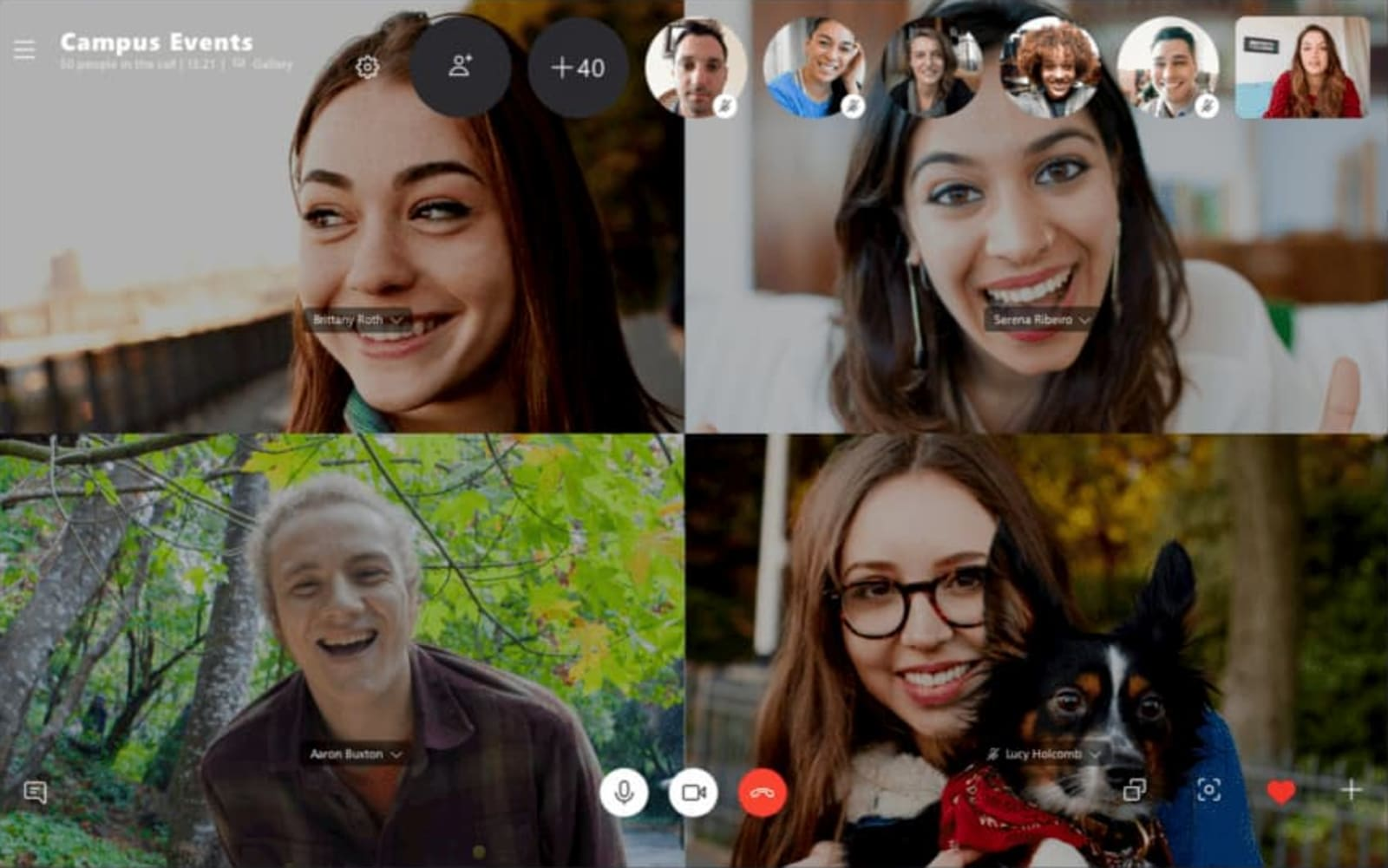 Skype doubles group call limit to 50 people