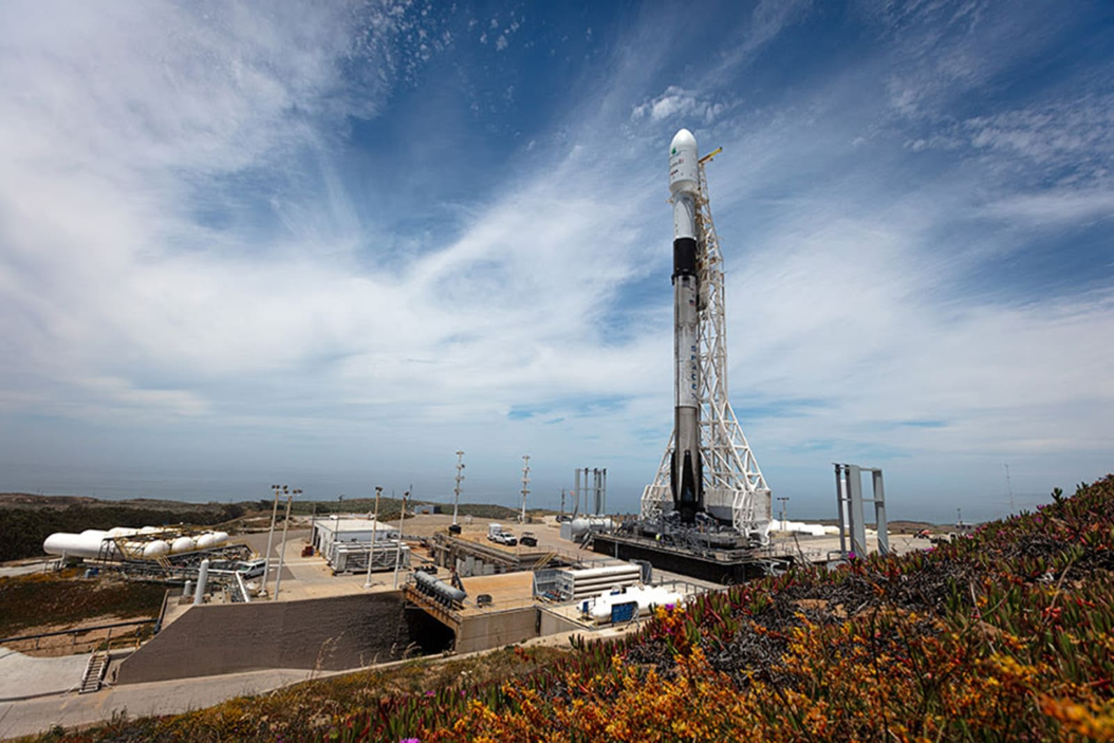 Watch SpaceX launch Earth observation satellites at 10:17AM ET