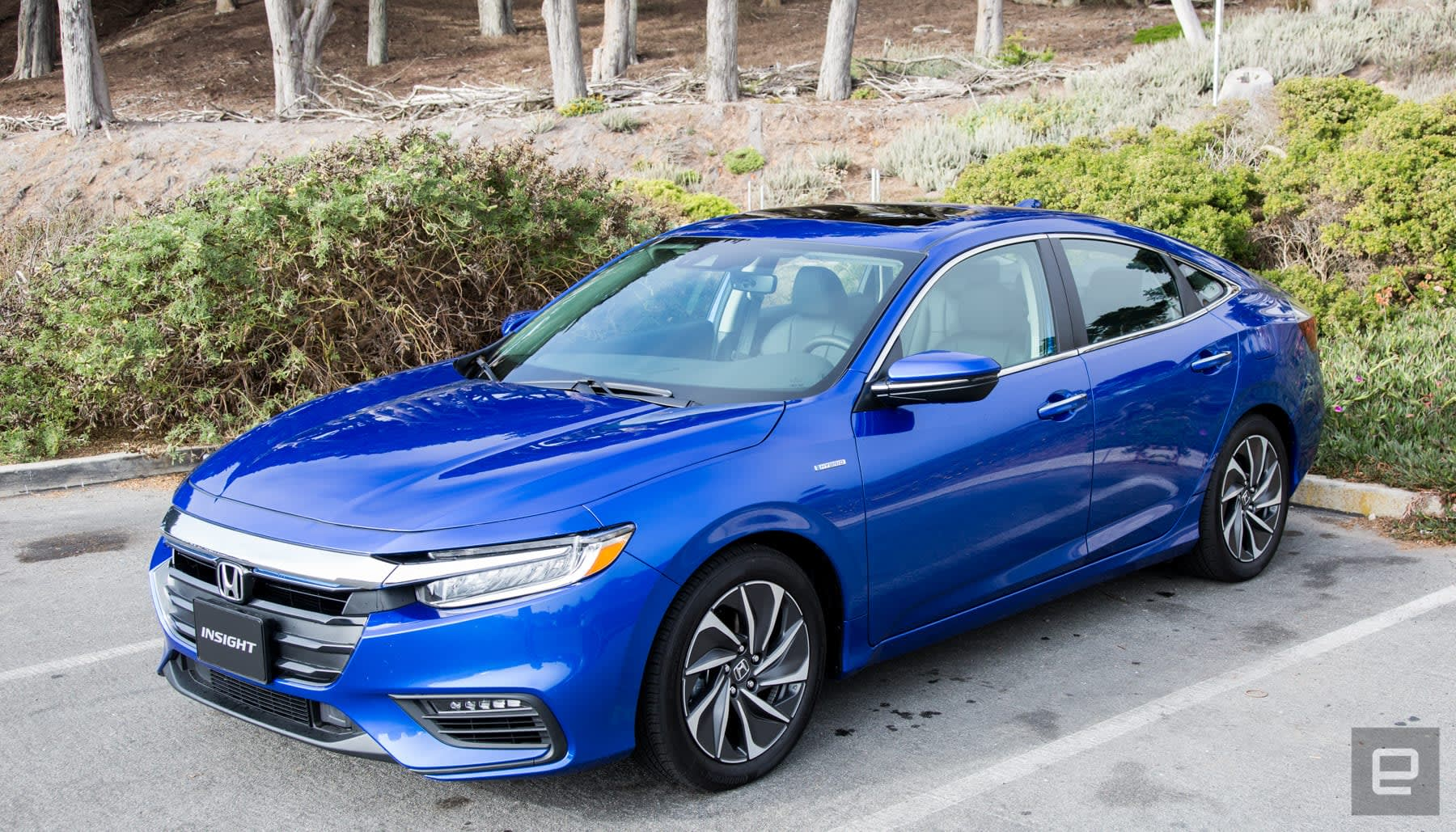 Honda Insight: Stylish, efficient and ready to take on the Prius