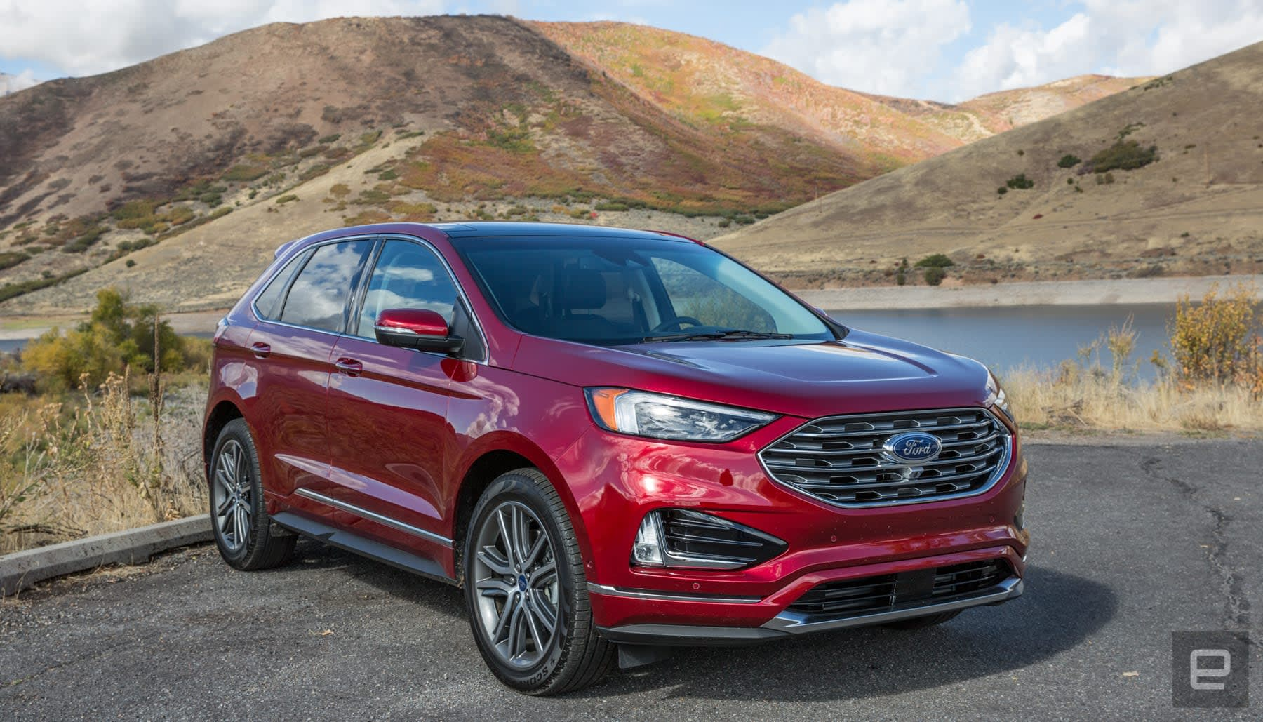 2018 Ford Edge: Facelift, Changes, Price >> The Ford Edge 2019 Gets Better Tech And Minor Facelift