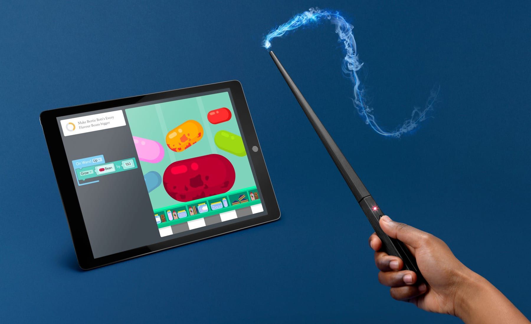 6128bd0bb Kano's next coding kit is a Harry Potter wand