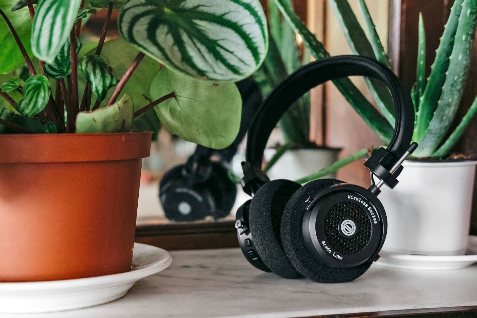 6a96ee43605 Grado's first wireless headphones are the open-back GW100