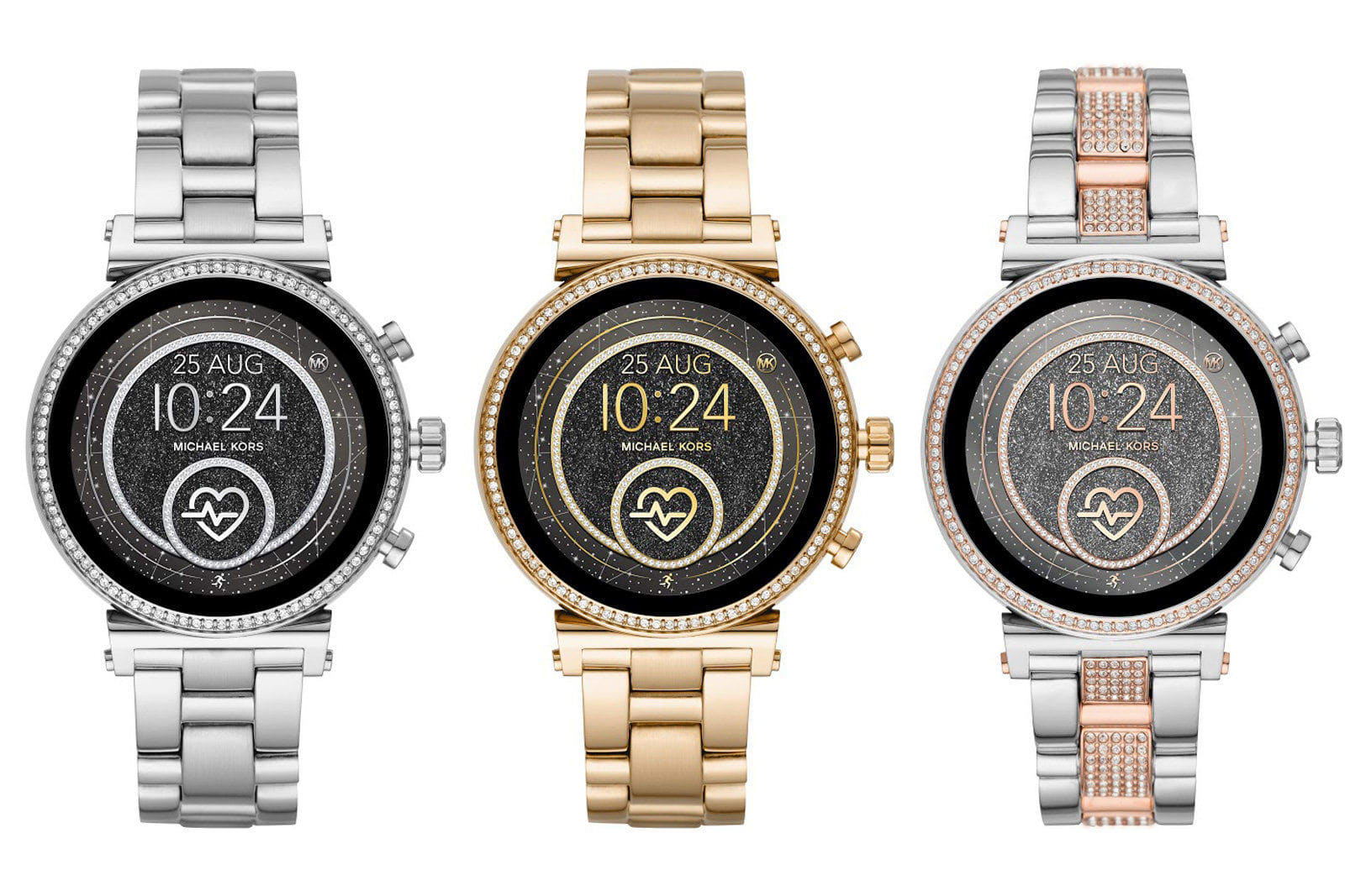 4b30bcc73f71 Michael Kors  updated Sofie smartwatch is now available for  325