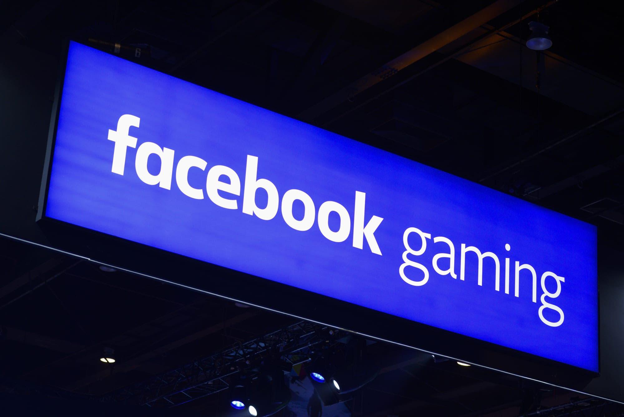 Facebook Gaming ra đời như một bước ngoặt làm thay đổi nền AoE Việt
