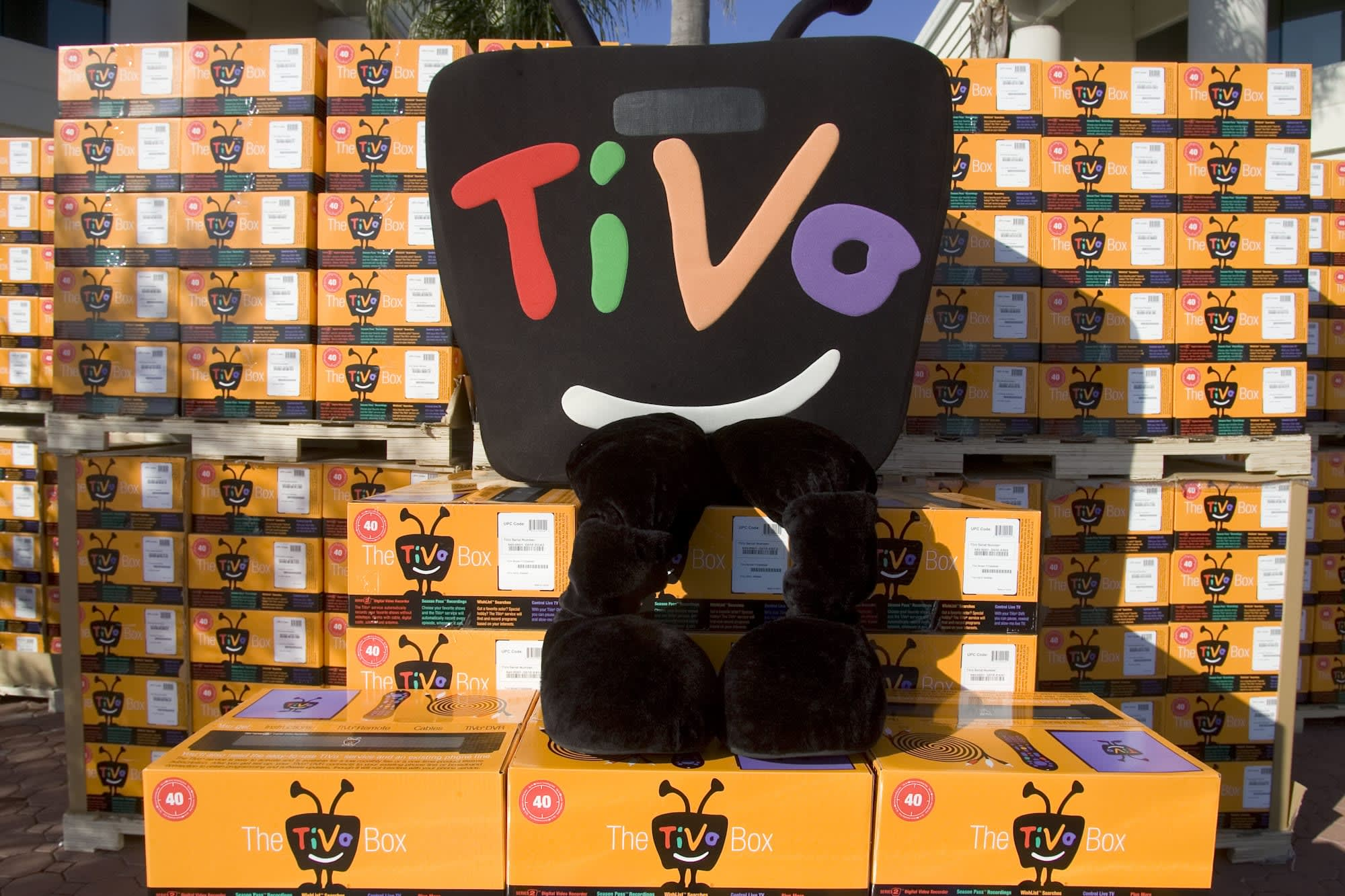TiVo plans to split its product and licensing divisions