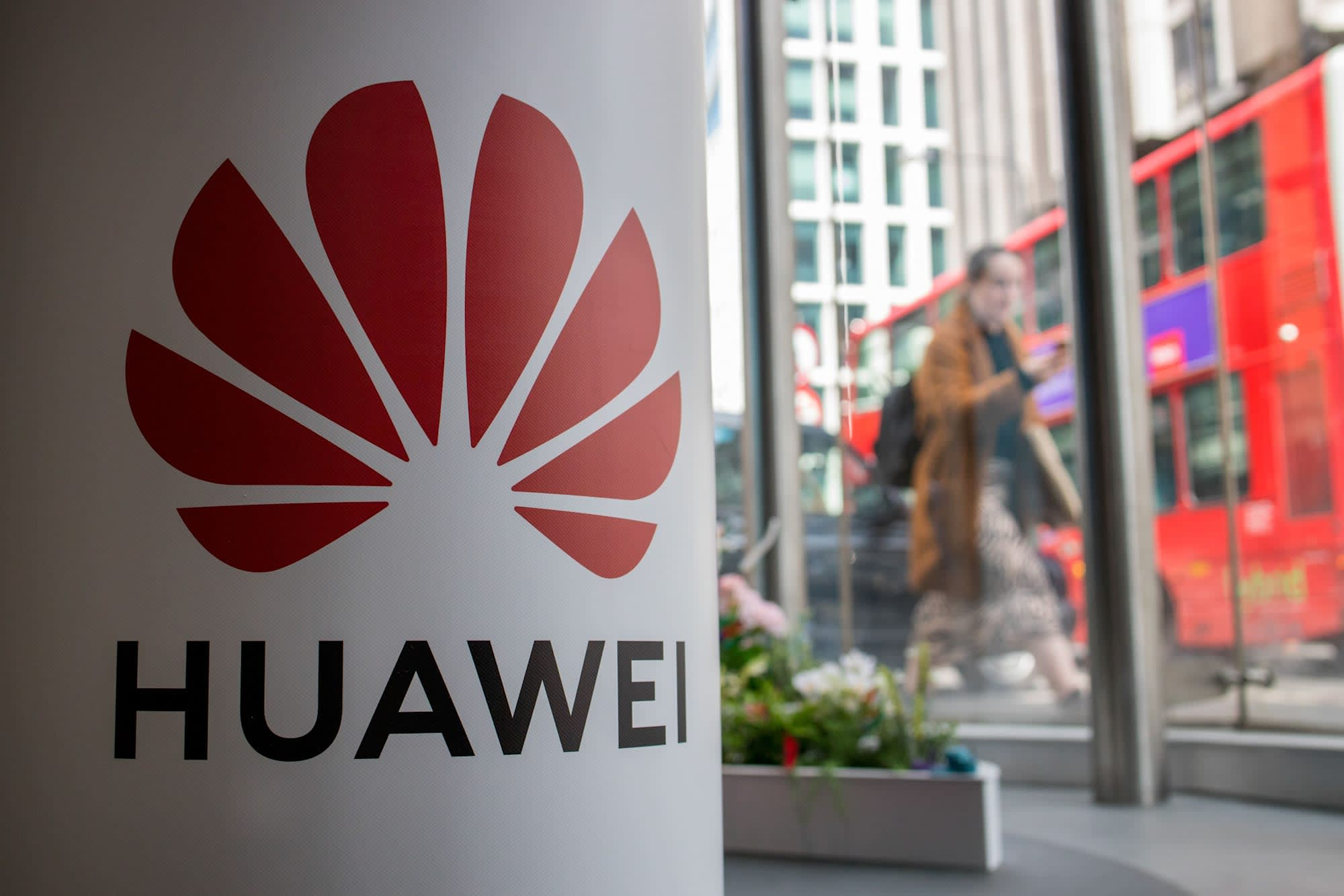 Huawei's first television could also be the world's first 5G