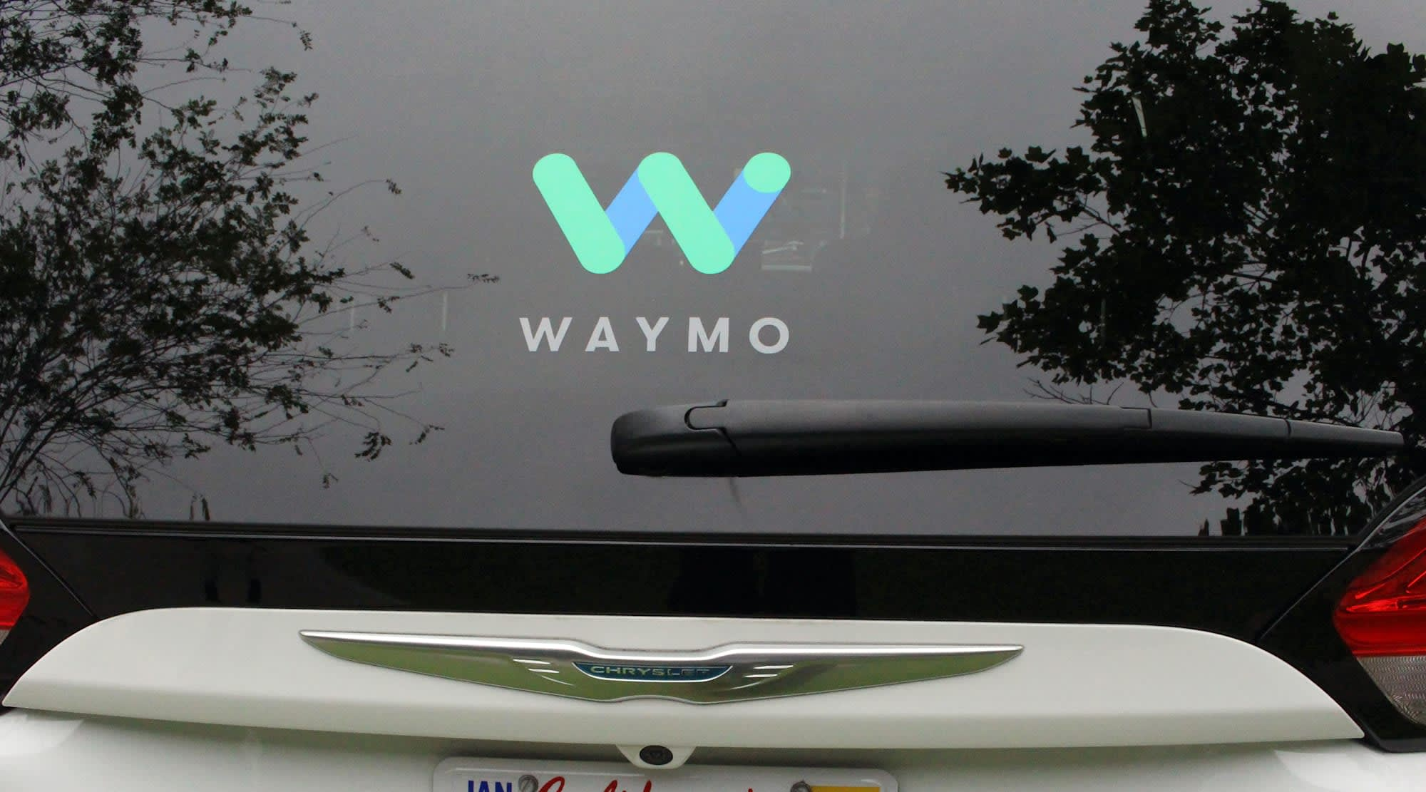 Waymo is rain-testing its self-driving cars in Florida