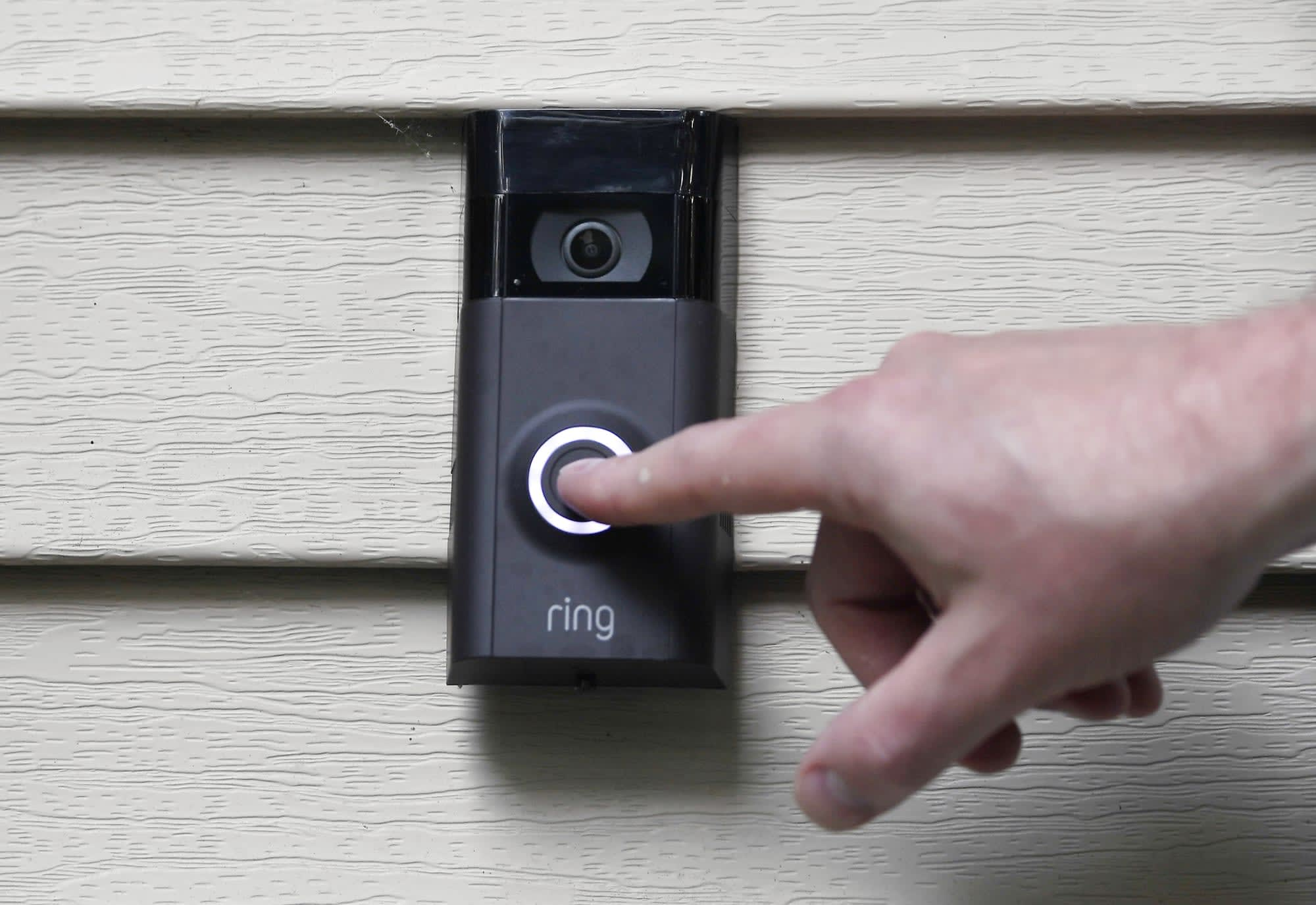 Amazon is reportedly teaching police how to get Ring footage