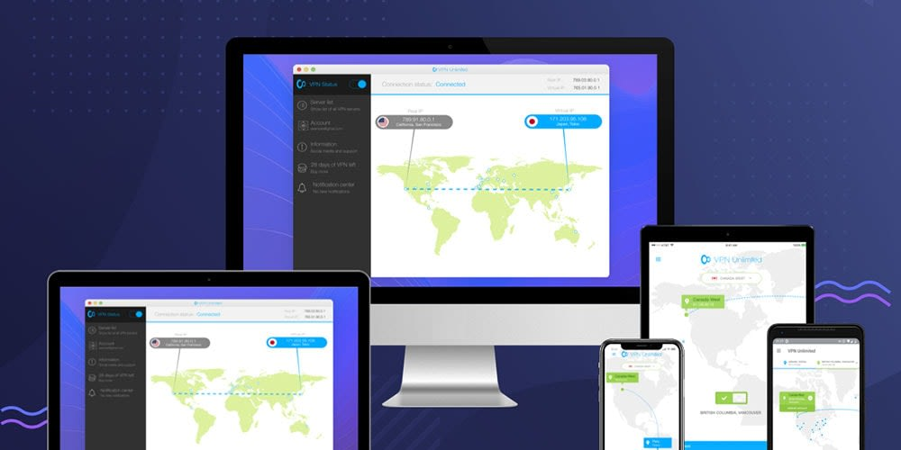 You can get a lifetime of VPN Unlimited for just $32
