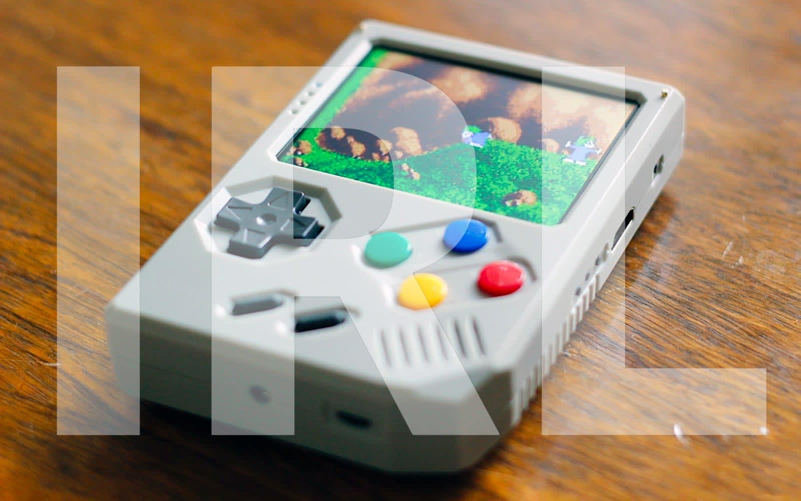 What we're buying: RetroStone's smart take on retro handheld