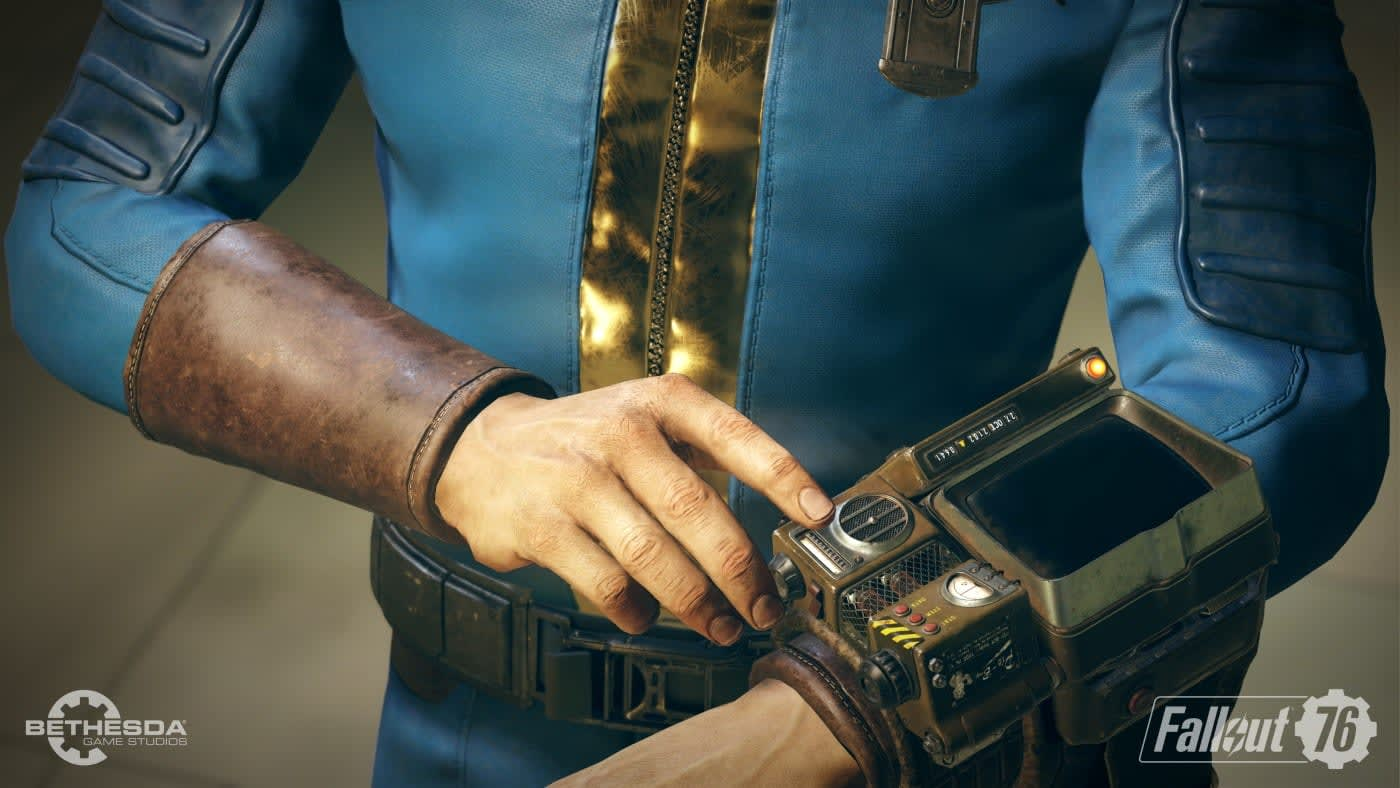 47GB 'Fallout 76' patch nearly replaces the entire game on PS4 and
