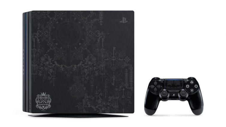 Sony has a PS4 Pro bundle for 'Kingdom Hearts III' fans