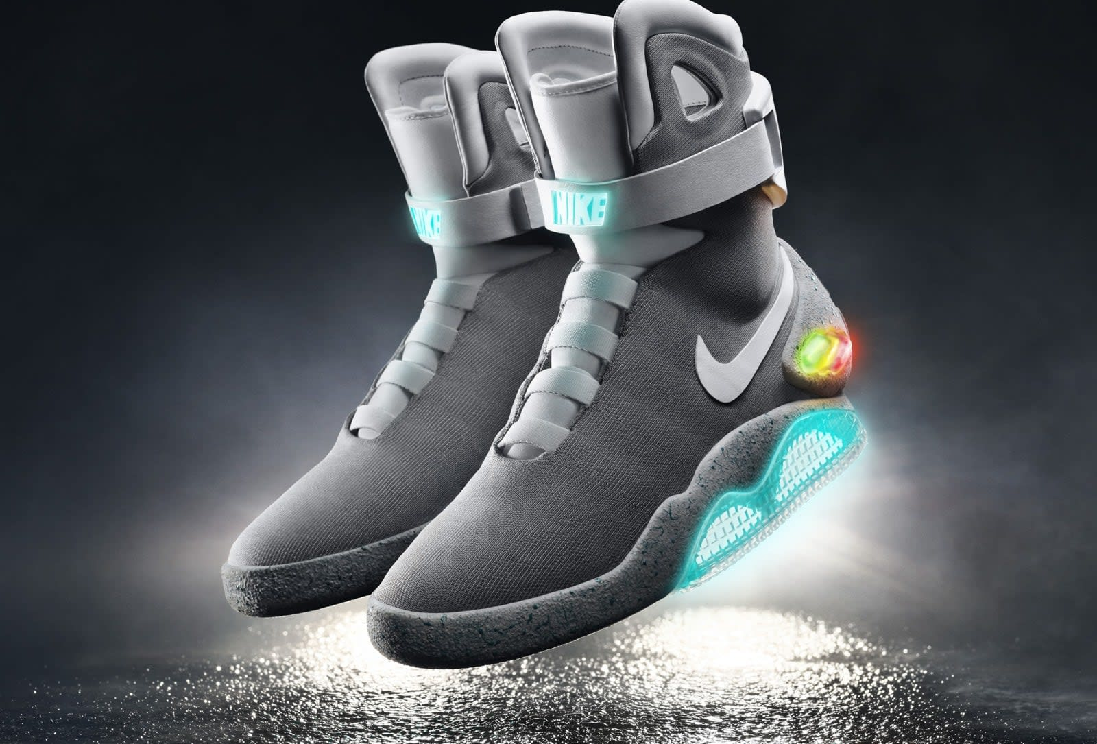 sports shoes 02d7c 2480f Nikes first self-lacing basketball shoes go on sale in 2019