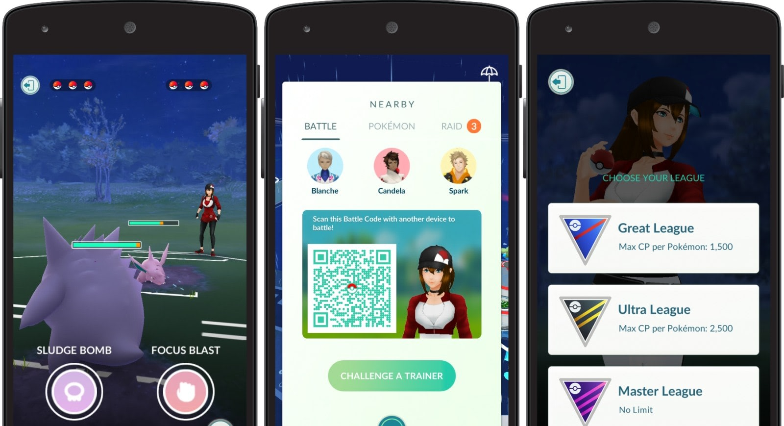 Pokémon Go' players can finally fight against each other