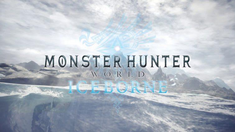 Monster Hunter World: Icebourne' expansion arrives fall 2019