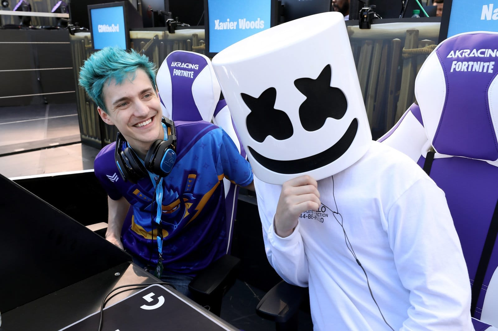 Fortnite Will Host A Marshmello Concert This Weekend