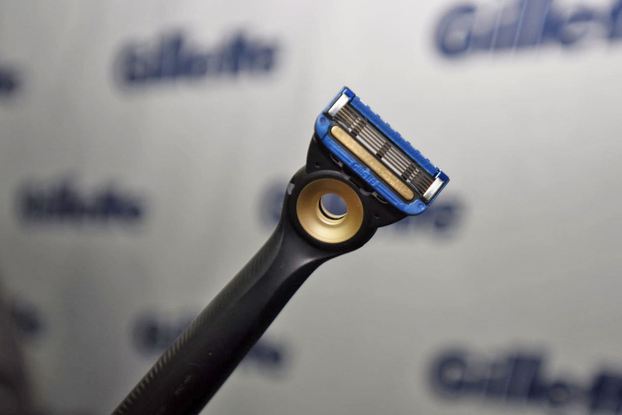 Gillette's new razor adds heating instead of more blades