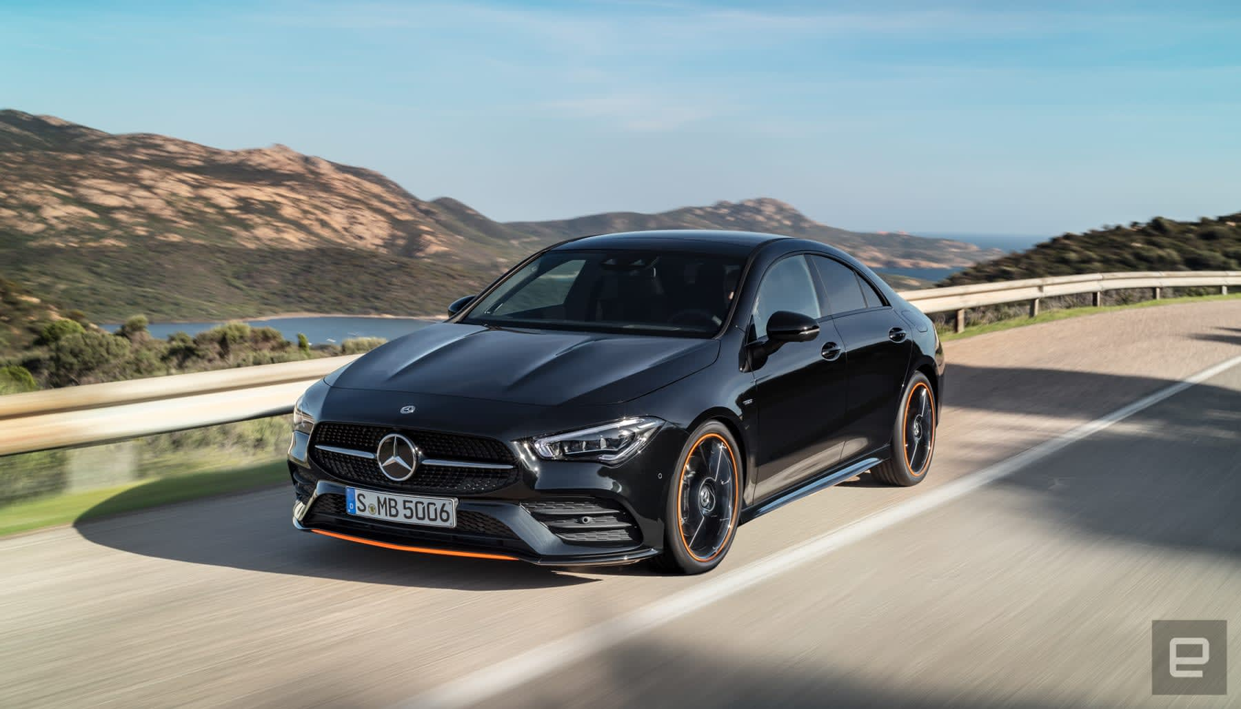 Mercedes Benz S New Cla Coupe Responds To Your Gestures