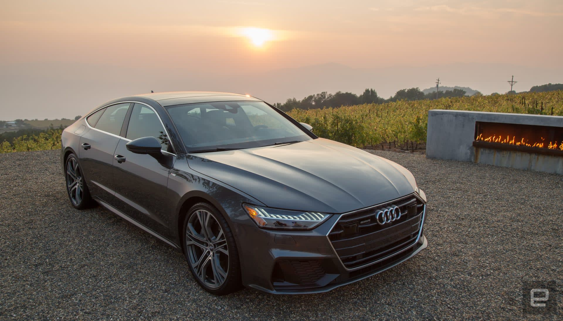 How To Pronounce Audi >> Audi Bets You Ll Pay Extra For The A7 S Design And Tech