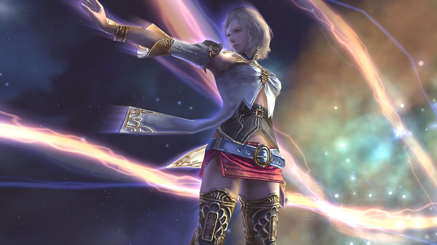 Final Fantasy X, X-2 and XII come to the Switch this April