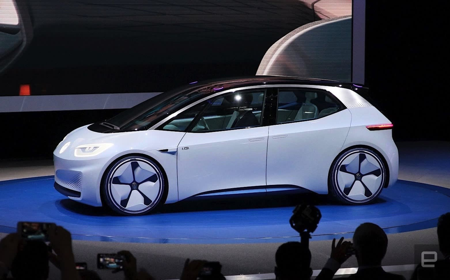 VW May Open Its Electric Car Platform To Competitors