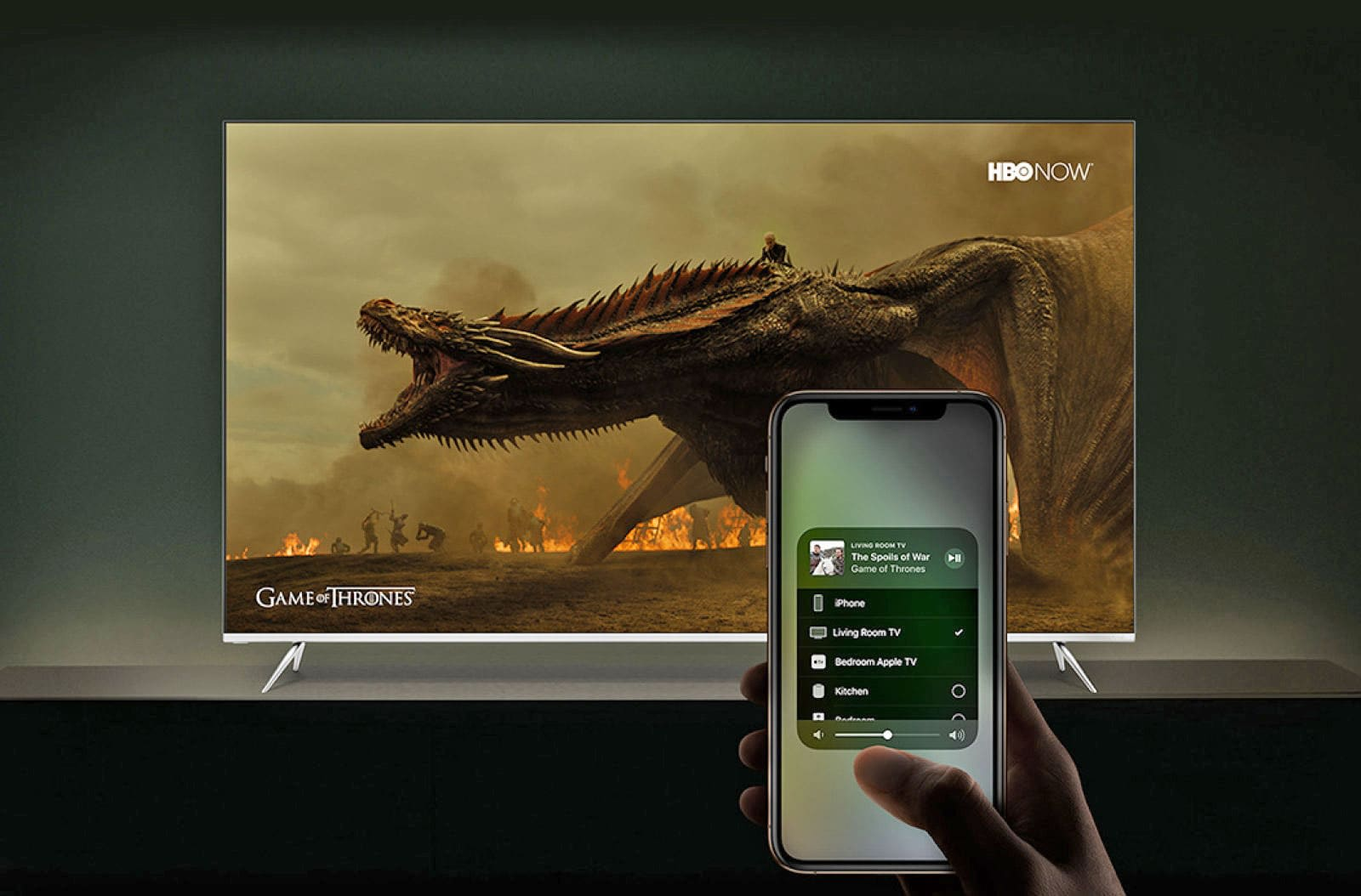 Vizio will soon test SmartCast 3 0 with AirPlay 2 support