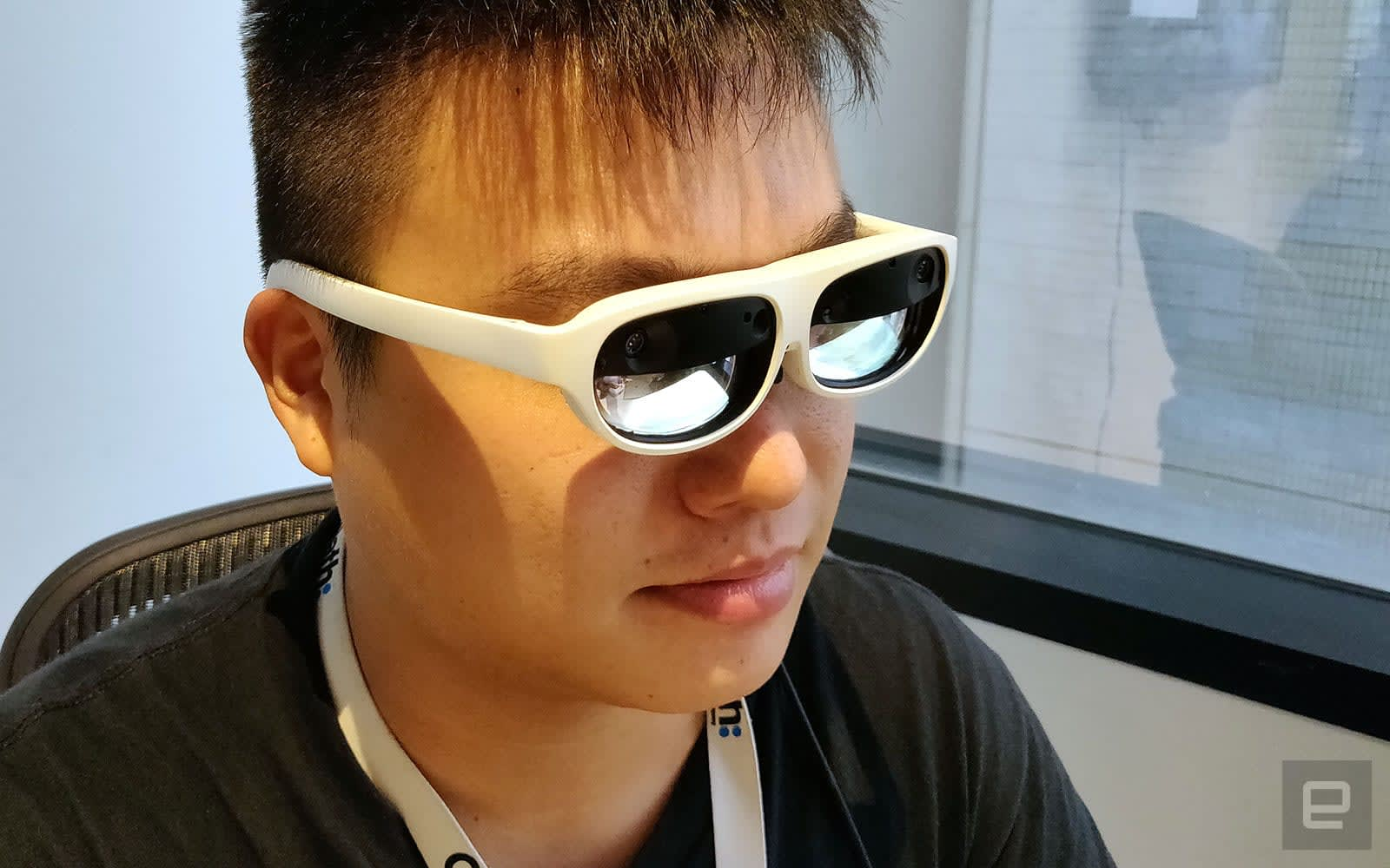 1e0d16342cb Nreal Light are mixed reality glasses in disguise