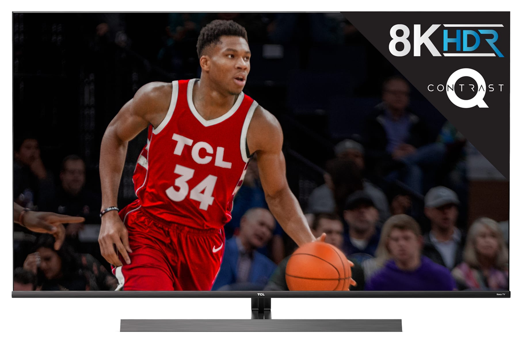TCL is working on 8K Roku TVs with built-in voice control