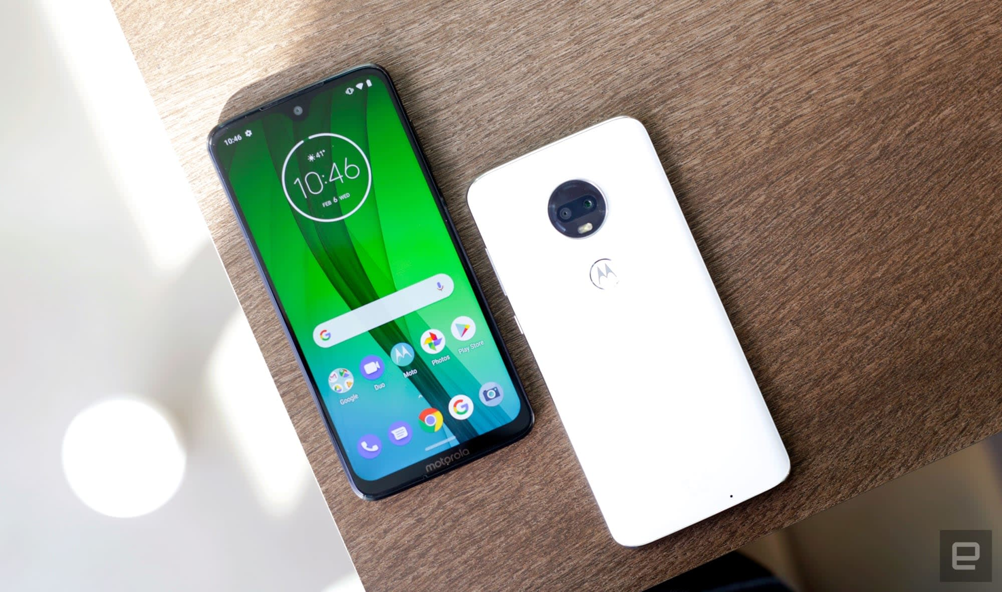 With the Moto G7 family, Motorola has a midrange phone for