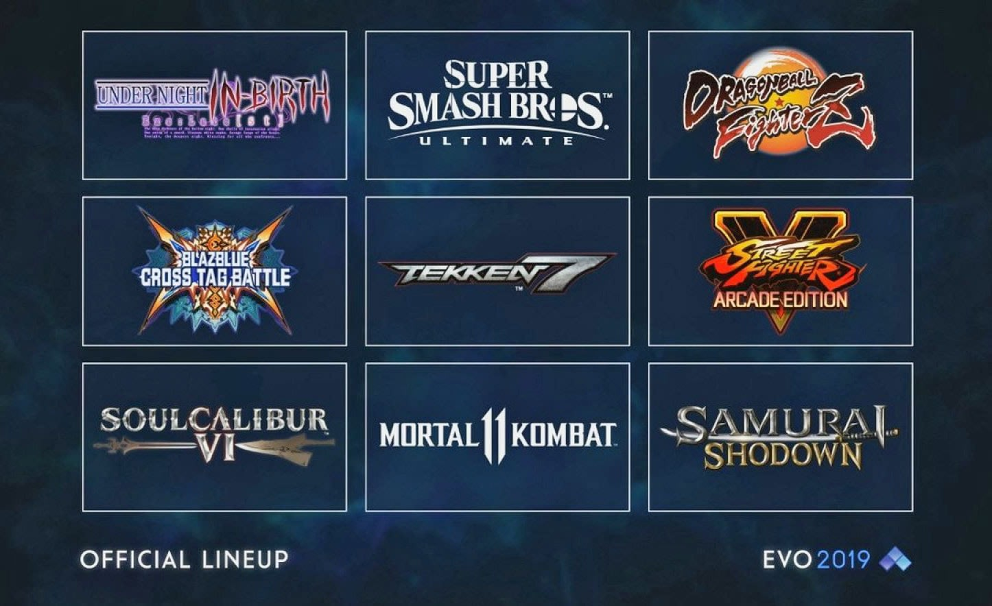 Super Smash Bros  Ultimate' has replaced 'Melee' at Evo 2019