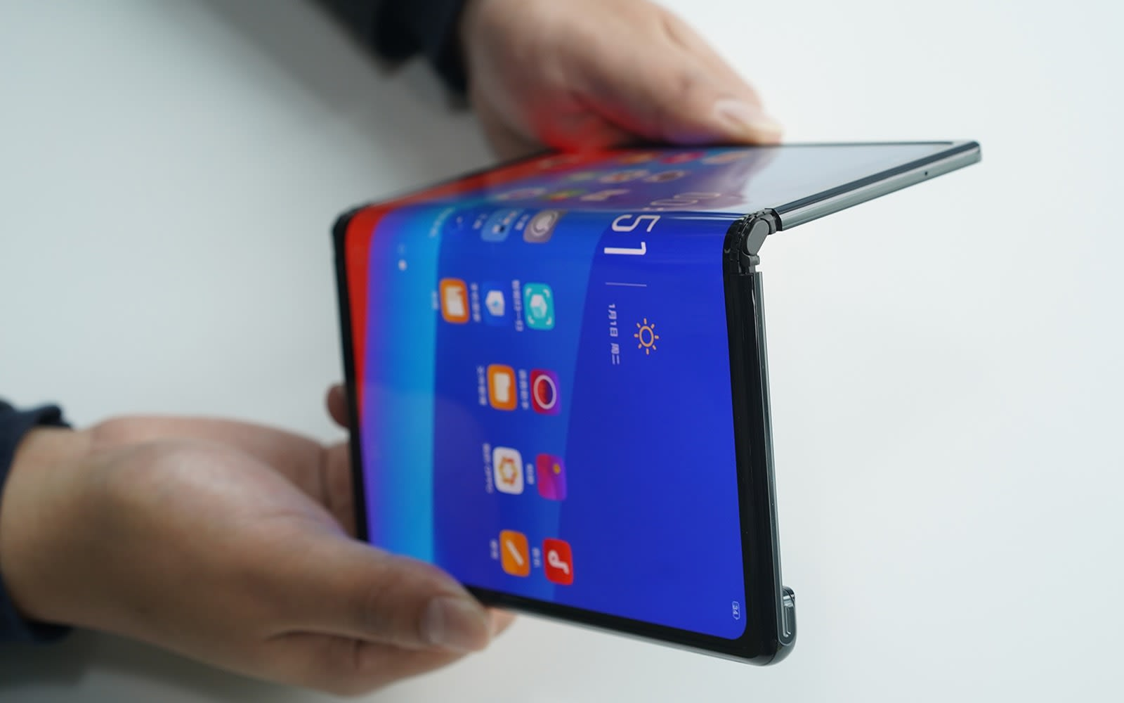 Image result for Huawei Mate X
