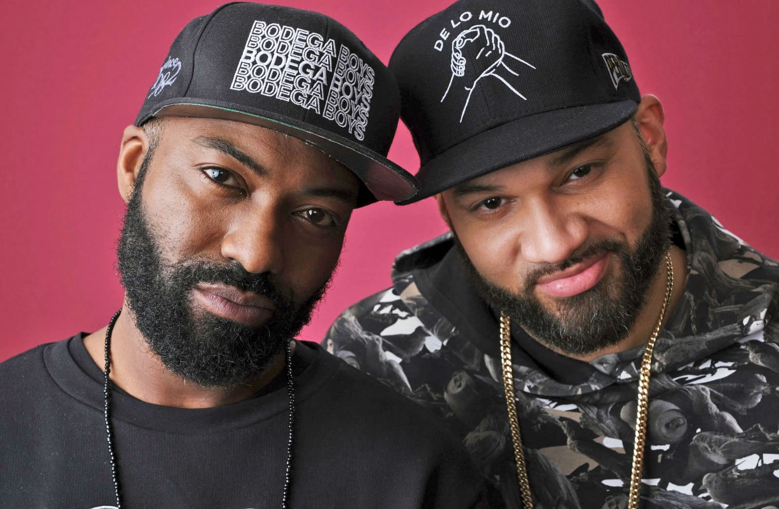 Watch the premiere of Showtime's 'Desus & Mero' talk show