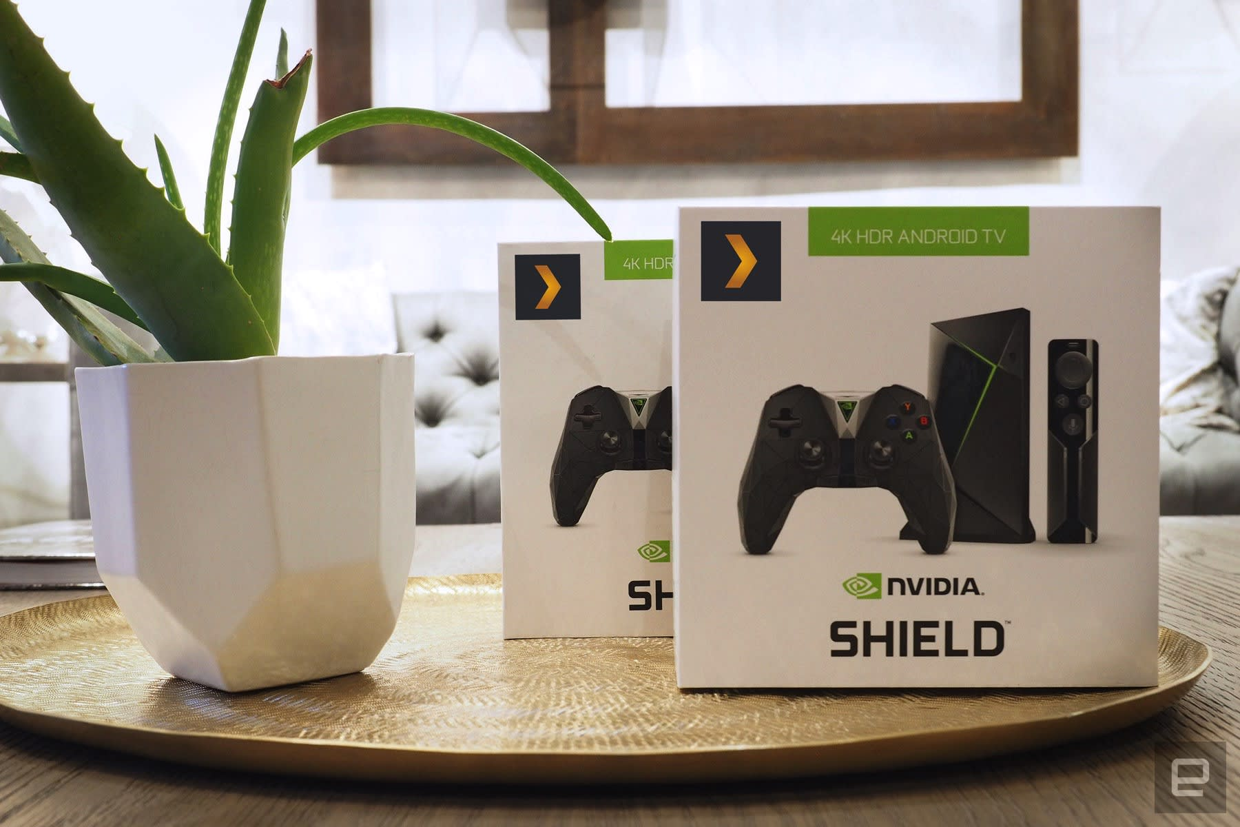 Engadget giveaway: Win a Shield TV Gaming Edition courtesy