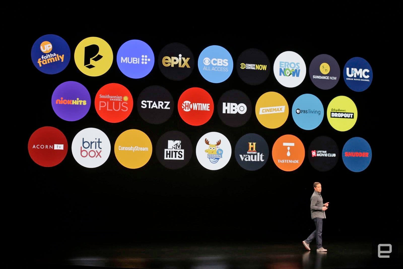 Apple TV Channels is an a la carte way to watch your