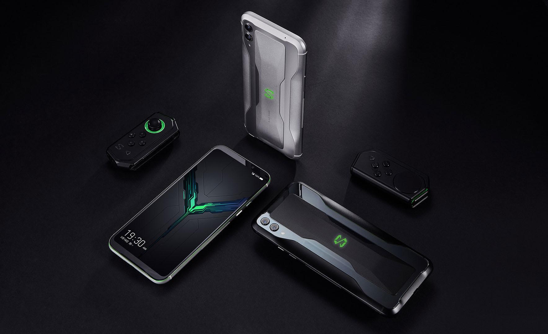 Black Shark 2: El nuevo rey de los celulares para jugar